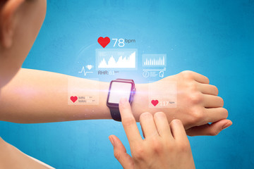 Cardio and smartwatch.