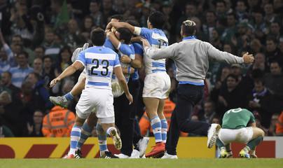 Ireland v Argentina - IRB Rugby World Cup 2015 Quarter Final