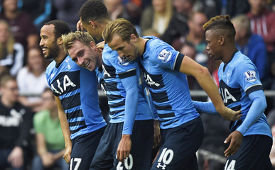 Swansea City v Tottenham Hotspur - Barclays Premier League
