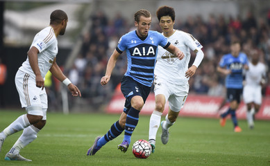 Swansea City v Tottenham Hotspur - Barclays Premier League