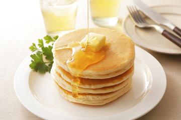 ホットケーキ Pancake