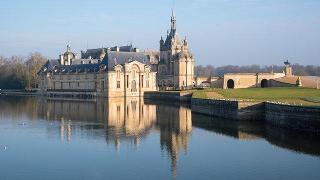Chateau de Chantilly - Chantilly Castle