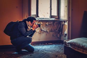 Fotografando Urbex