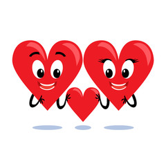 two_loving_hearts