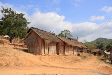 Laos, village life
