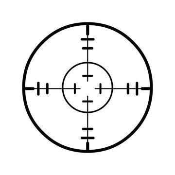 viseur cible objectif