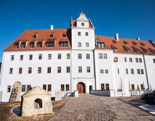 Schloss Osterstein in Zwickau