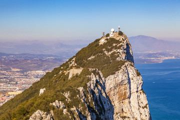Top of the rock, Gibraltar