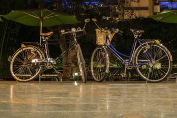 Photo sur Aluminium Bicicletas