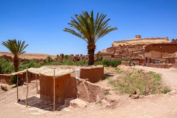 Ajt Bin Haddu, Maroko