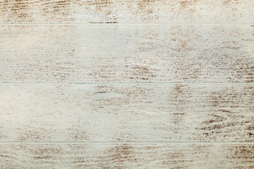 Fotoväggar - White wood background