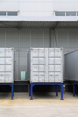 Silver Container Warehouse