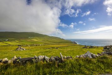 Küstenlandschaft in West Cork, Irland