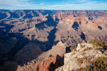 Views at South Rim of Grand Canyon