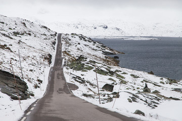Sognefjellet Mountain Pass