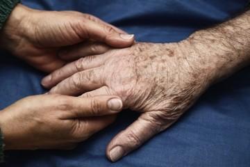 Dare forza e conforto a persone malate