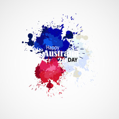 National Australia Day.