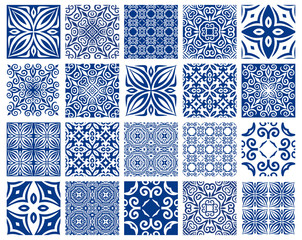 Tiles Patterns Set