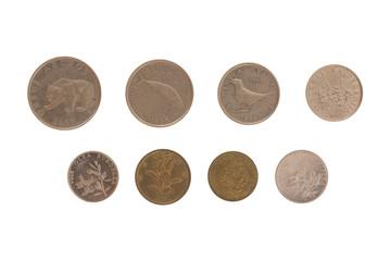 Croatian Coins - Kuna and Lipa