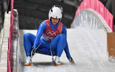 Olympics: Luge