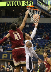 NCAA Basketball: Boston College at Pittsburgh