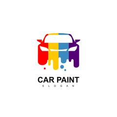 Car Paint Logo
