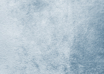 Blue velvet background or velour flannel texture made of cotton or wool with soft fluffy velvety fabric satin cloth metallic color material