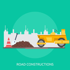 Road Construction Concept Design