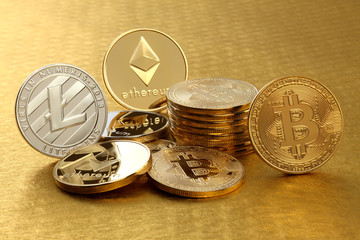 仮想通貨/イーサリアム,ライトコイン,ビットコイン