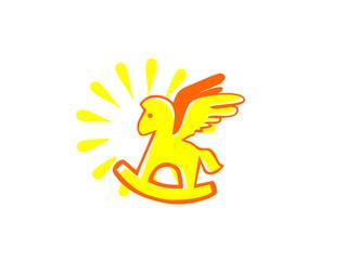 pegasus symbol literature child