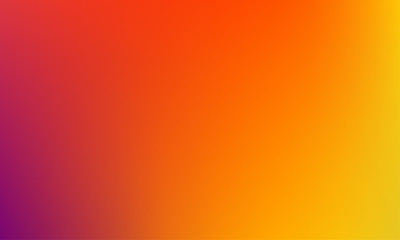 Abstract blurred gradient background. Colorful smooth banner template. Mesh backdrop with bright colors. Vector