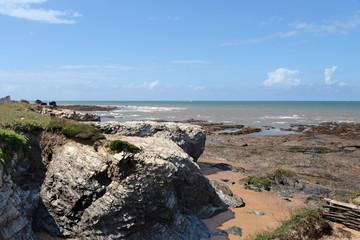 Strand vor Saint Hillaire de Riez