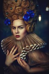 Marie-Antoinette style