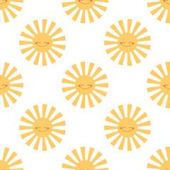 Sun pattern