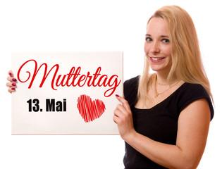 13. Mai Muttertag
