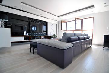 Fototapeta modern living room obraz