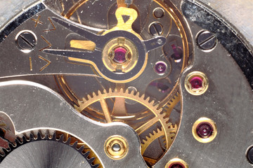 gears for watches