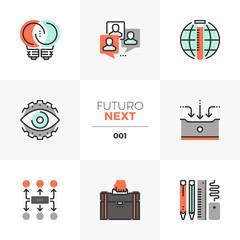 Business Development Futuro Next Icons
