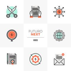 Cash Flow Futuro Next Icons