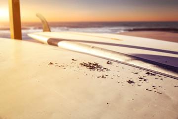 deska surfingowa pod produkt reklamowy lub tekst