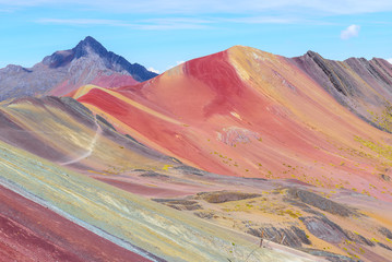 Rainbow Mountain, near Cusco, Peru