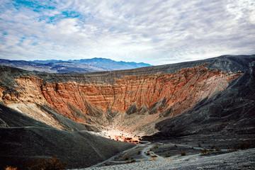 cratère de Ubehebe