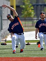 MLB: Houston Astros-Workouts
