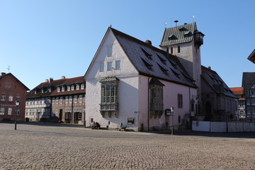 Das Museum in Bad Gandersheim