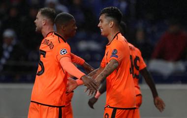 Champions League Round of 16 First Leg - FC Porto vs Liverpool