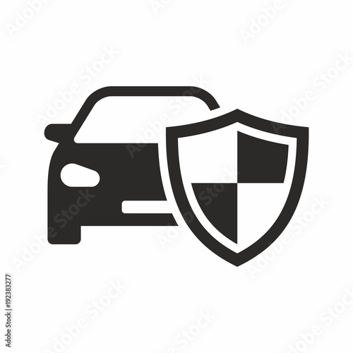 Car Shield Prices >> Car Shield Icon Stock Image And Royalty Free Vector Files On