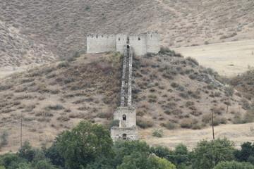 Askeran Fortress in Nagorno-Karabakh