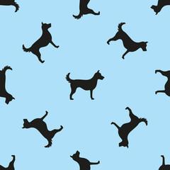 dog wallpaper pattern