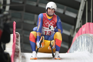 Olympics: Luge-Doubles