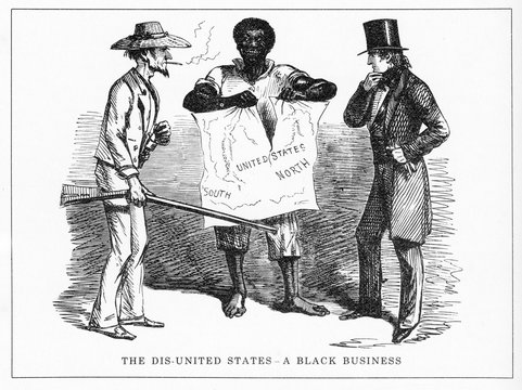 The dis-united states - a black business
